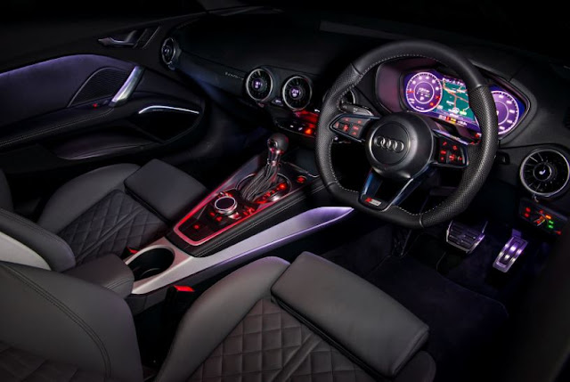 2016 interior latest review Audi TT coupe