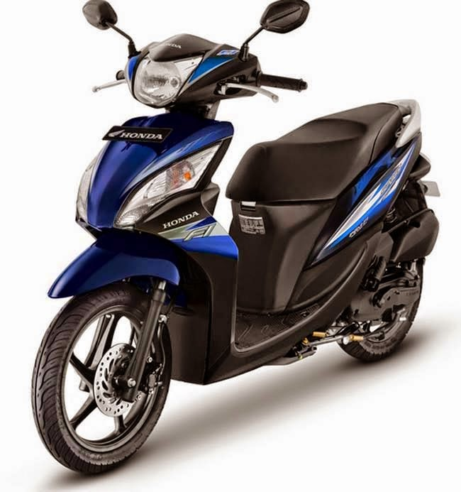 Price-Honda Spacy-Royal-Blue