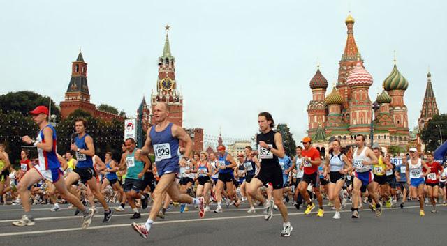 Moscow Marathon - 25 de Septiembre