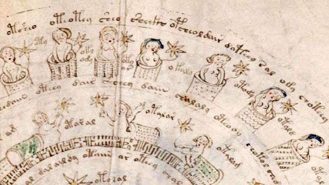 Manuskrip Voynich, Buku Paling Misterius di Dunia