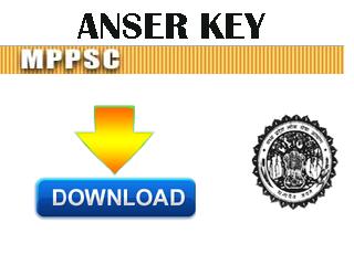 mppsc answer key