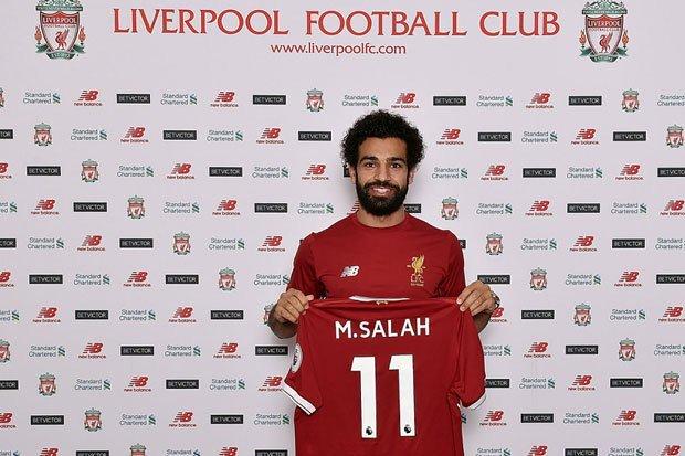 Selamat Datang di Liverpool, Mohamed Salah!