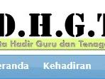 Alternatif link DHGTK ( Daftar Hadir Guru dan Tenaga Kependidikan )