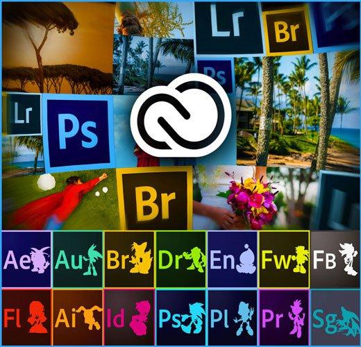 Adobe CC Collection