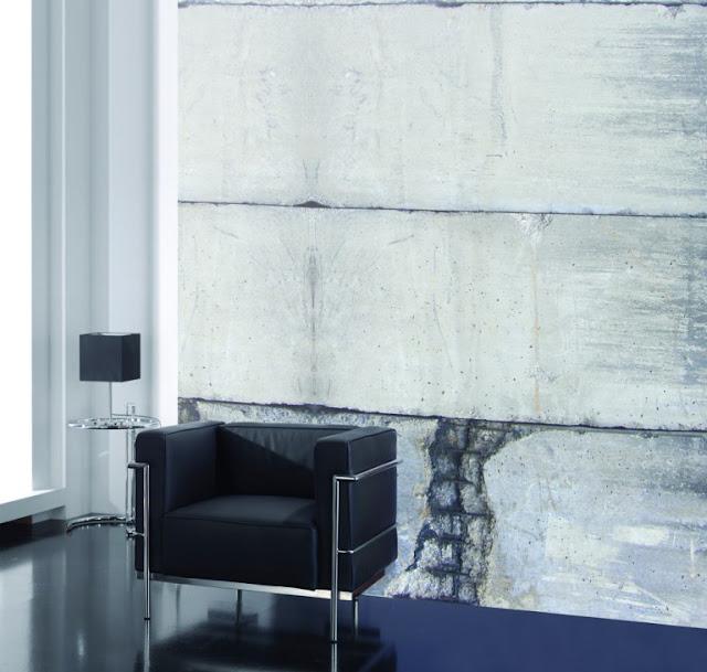 betong tapet vardagsrum fototapet grå fondvägg betong vägg concrete