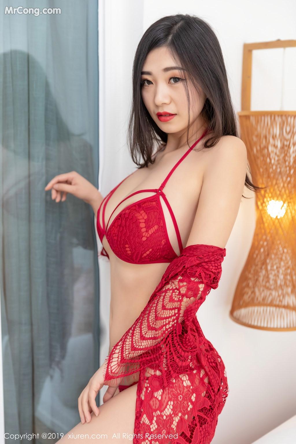 Image XIUREN-No.1327-KiKi-MrCong.com-028 in post XIUREN No.1327: 宋-KiKi (44 ảnh)