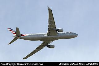 AVIÓN AIRBUS A330 N275AY