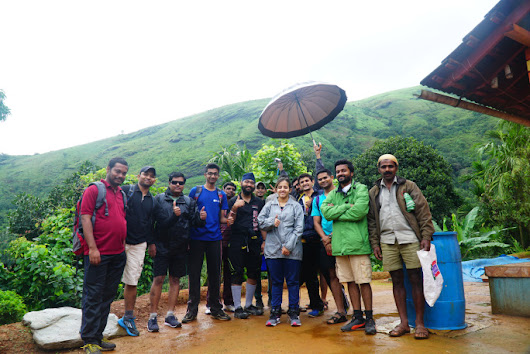 Kudremukha Hike 23 - 24 July 2016
