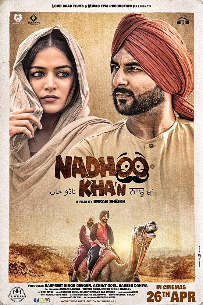 Nadhoo Kha'n 2019 Punjabi 400MB WEB-DL Download