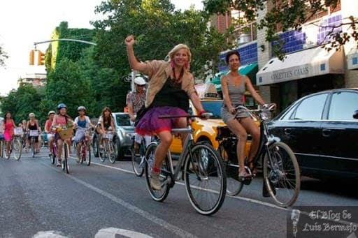 VI Semana de la Bicicleta. Málaga 2014
