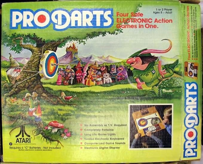 Atari Pro Darts (1981)