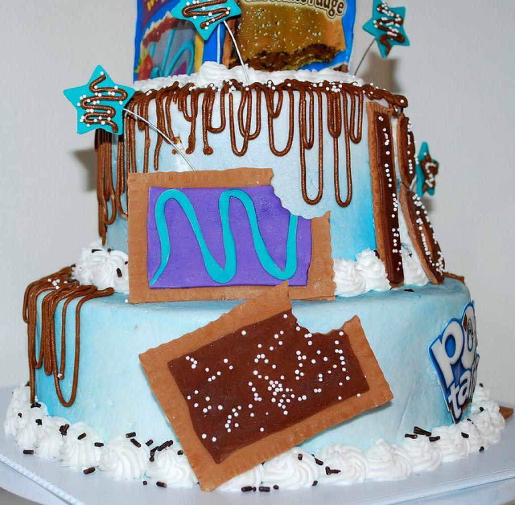 Prime 18Th Birthday Cakes Snow Theme Design Personalised Birthday Cards Veneteletsinfo