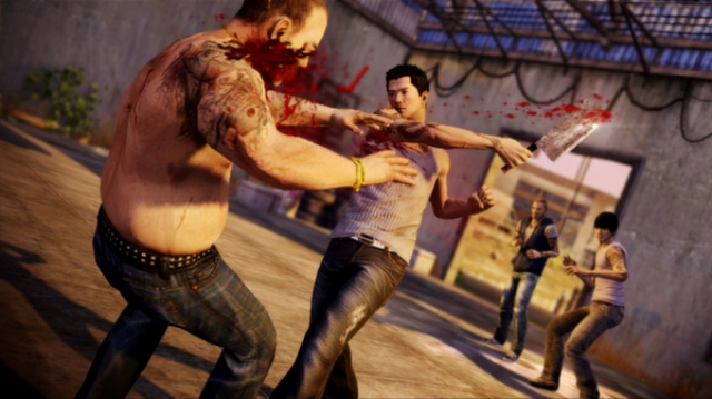 Sleeping Dogs Free Download PC Games
