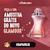 Amostras Grátis - NOVO GLAMOUR JUST SHINE - O Boticário