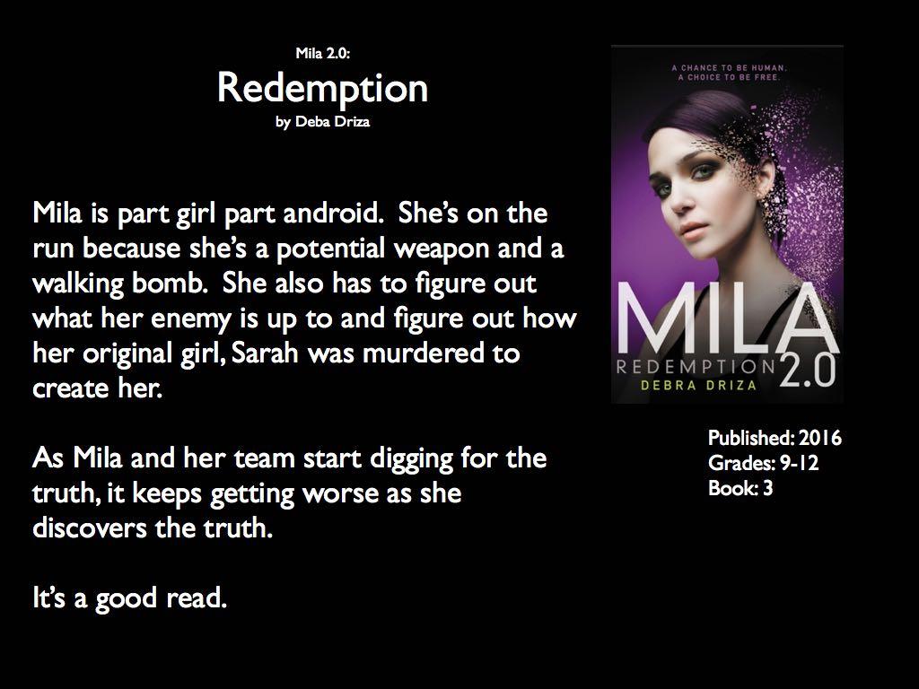 MILA 2 0 REDEMPTION PDF