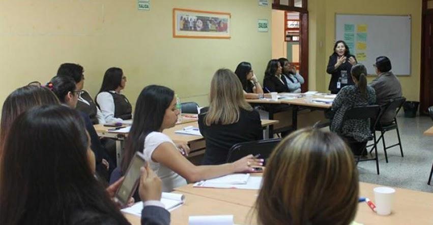 MINEDU: Forman la primera red de colegios privados por la inclusión - www.minedu.gob.pe