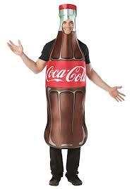 Disfraz de coca-cola