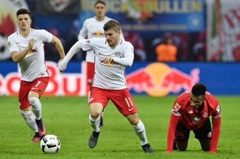 CLB RB Leipzig làm nên một kỷ lục ghi danh vào lịch sử