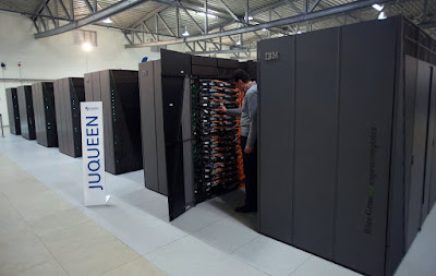 """9. Superkomputer Juqueen (Julich Supercomputing Center, Jerman)"""