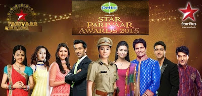 'Star Parivaar Awards 2015' |15 Years of Star Pariwaar |Nominee |Host |Program |Timing