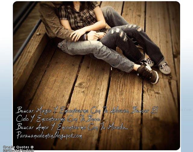 frases para enamorados