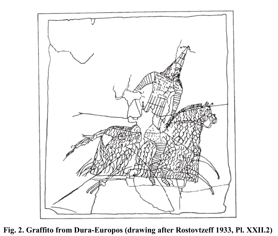 997bc0cb7a6bf I would like to remind you that one of the best images, attached above,  ancient images of the armoured horseman aka clibanarius/cataphractus comes  from ...