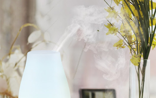 One of the role of the ultrasonic aroma humidifier