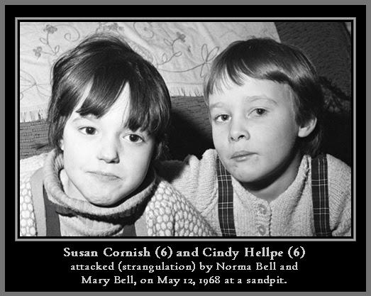 Unknown Gender History: Survivors of Female Serial Killers