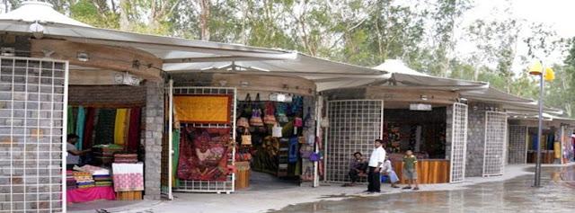 Teej Festival at Dilli Haat, Janakpuri