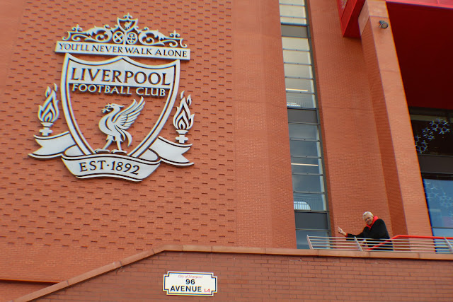 Anfield Liverpool
