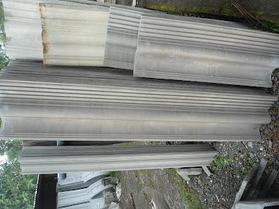 Sanjaya Profil Beton Lingkar listplank Biola serutan