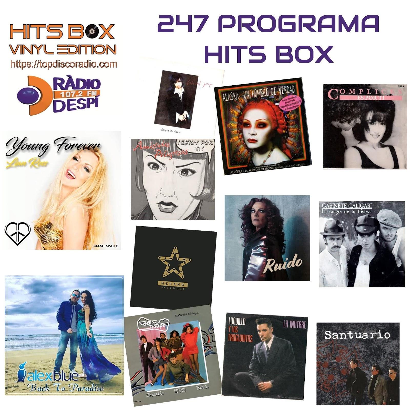 247 Programa Hits Box