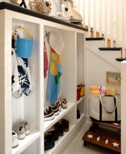House Crashers additionally Small Mudroom Closet Ideas further Kitchen Design Tips By Top Designers likewise Mud Rooms also Small Space Mudroom Solutions. on small home plans with mudrooms