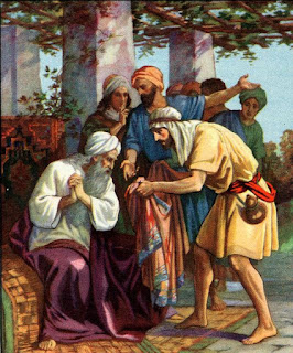 14. Jacob Deceived About Joseph