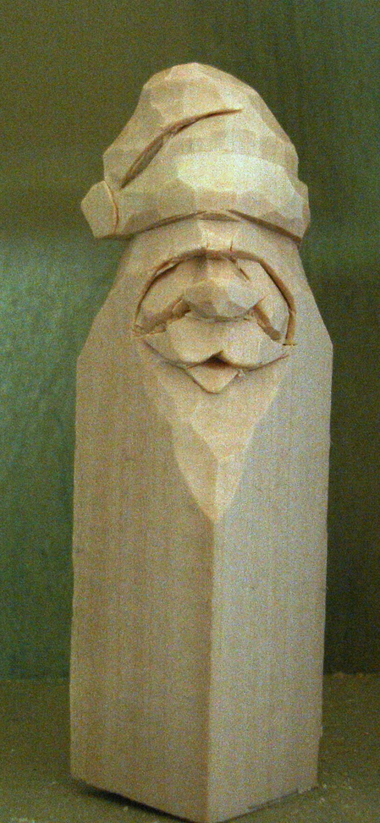 BEGINNERS CARVING CORNER AND BEYOND: Whittling a Face -- A ...