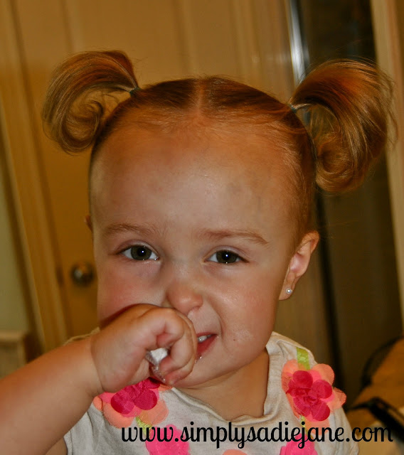 Peachy Simply Sadie Jane 22 More Fun And Creative Toddler Hairstyles Hairstyle Inspiration Daily Dogsangcom