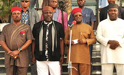 South East Governors To Wade Into Nnamdi Kanu's Detention