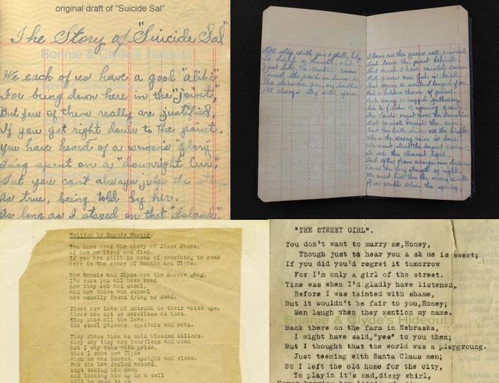 Bonnie Parker Poems 6