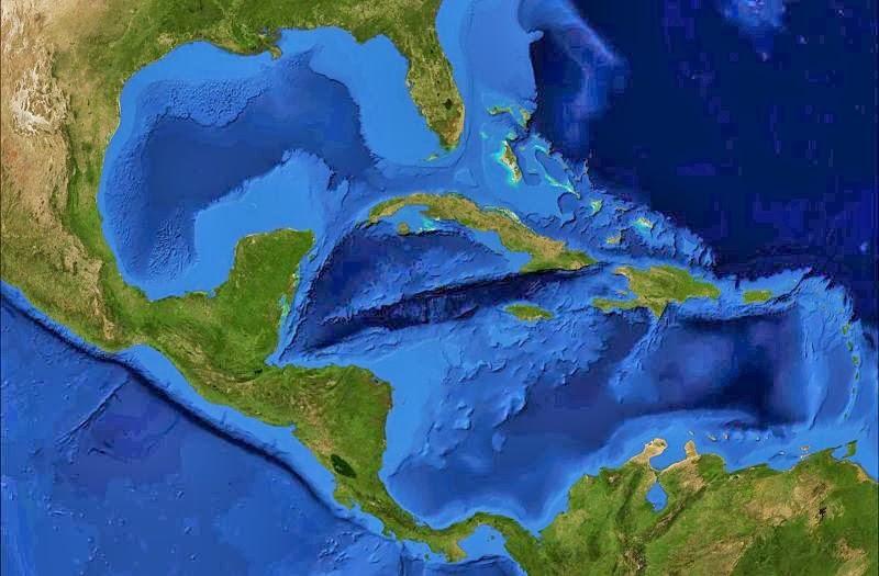 Karayip denizi hakkında bilgi