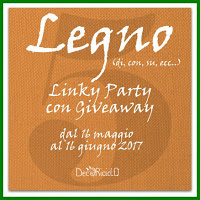 5° Linky Party #legno by Decoriciclo