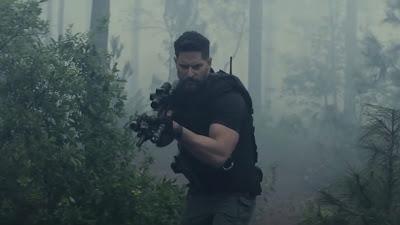 Joe Manganiello Rampage 2018 Movie Picture