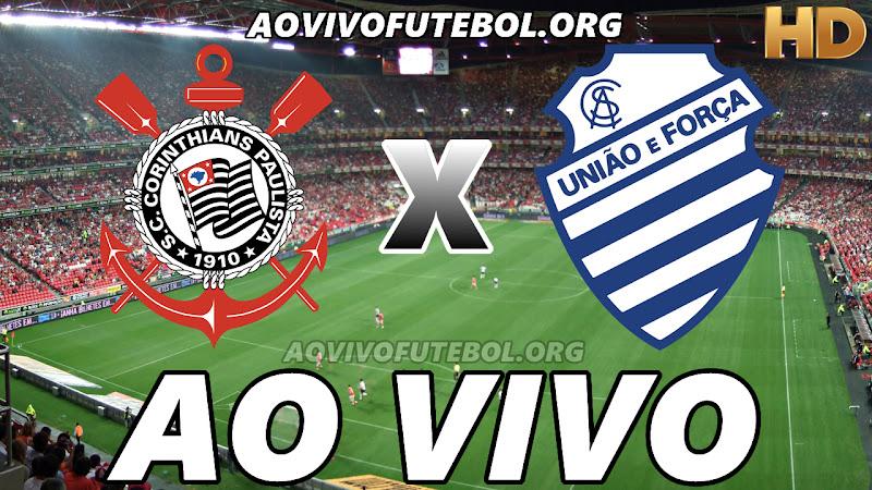 Corinthians x CSA Ao Vivo Hoje em HD