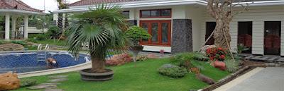 jasa pembuatan taman rumah di surabaya