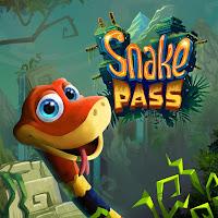 Snake Pass Game Logo