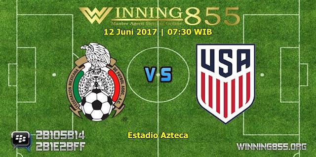 Prediksi Skor Mexico vs United States