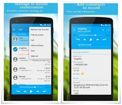 aplikasi android untuk merekan percakapan telepon