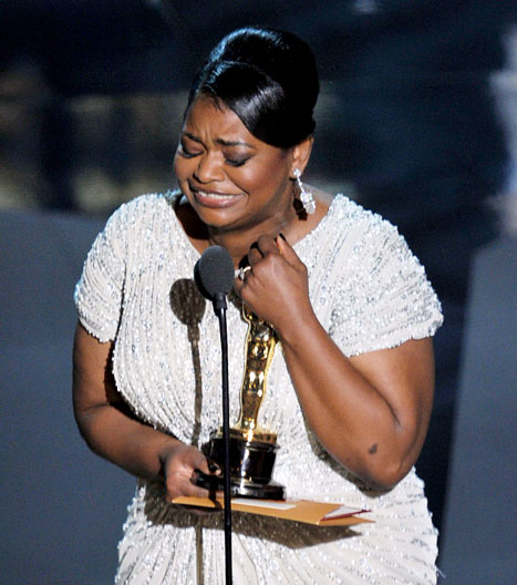 The FUTURE: And the winner is... Octavia Spencer for the HELP Images Of Octavia Spencer The Help
