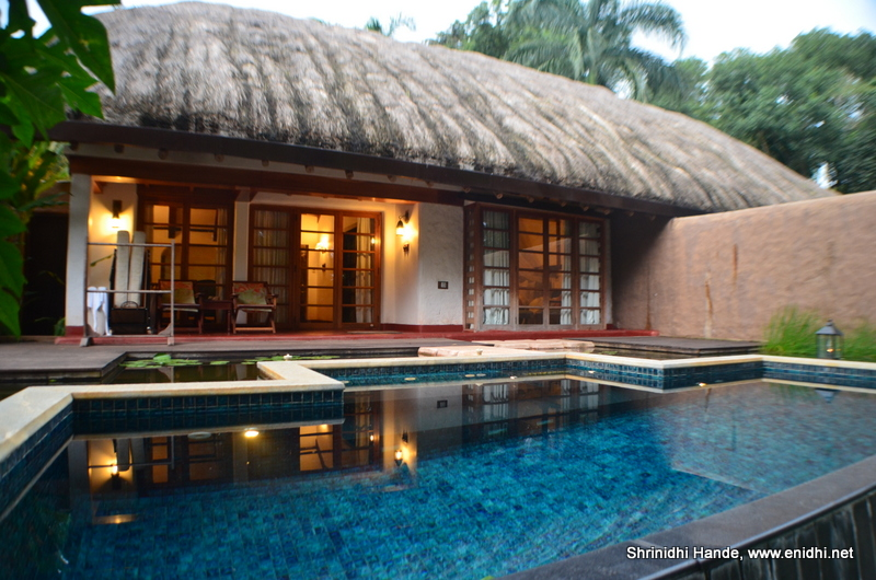 Lily Pool Cottage Evolve Back Luxury Resorts Coorg Enidhi India Travel Blog