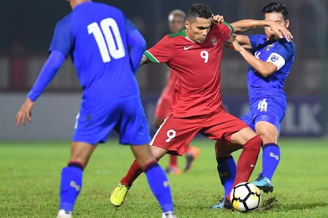 Jadwal Siaran Langsung Timnas Indonesia U-23 vs Thailand U-23
