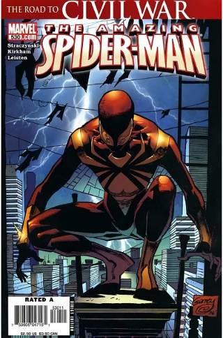 Civil War: Amazing Spider-Man #530 PDF eBook
